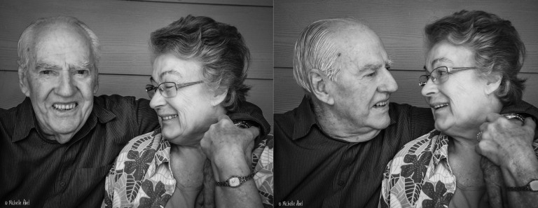 Grandad portrait 2011